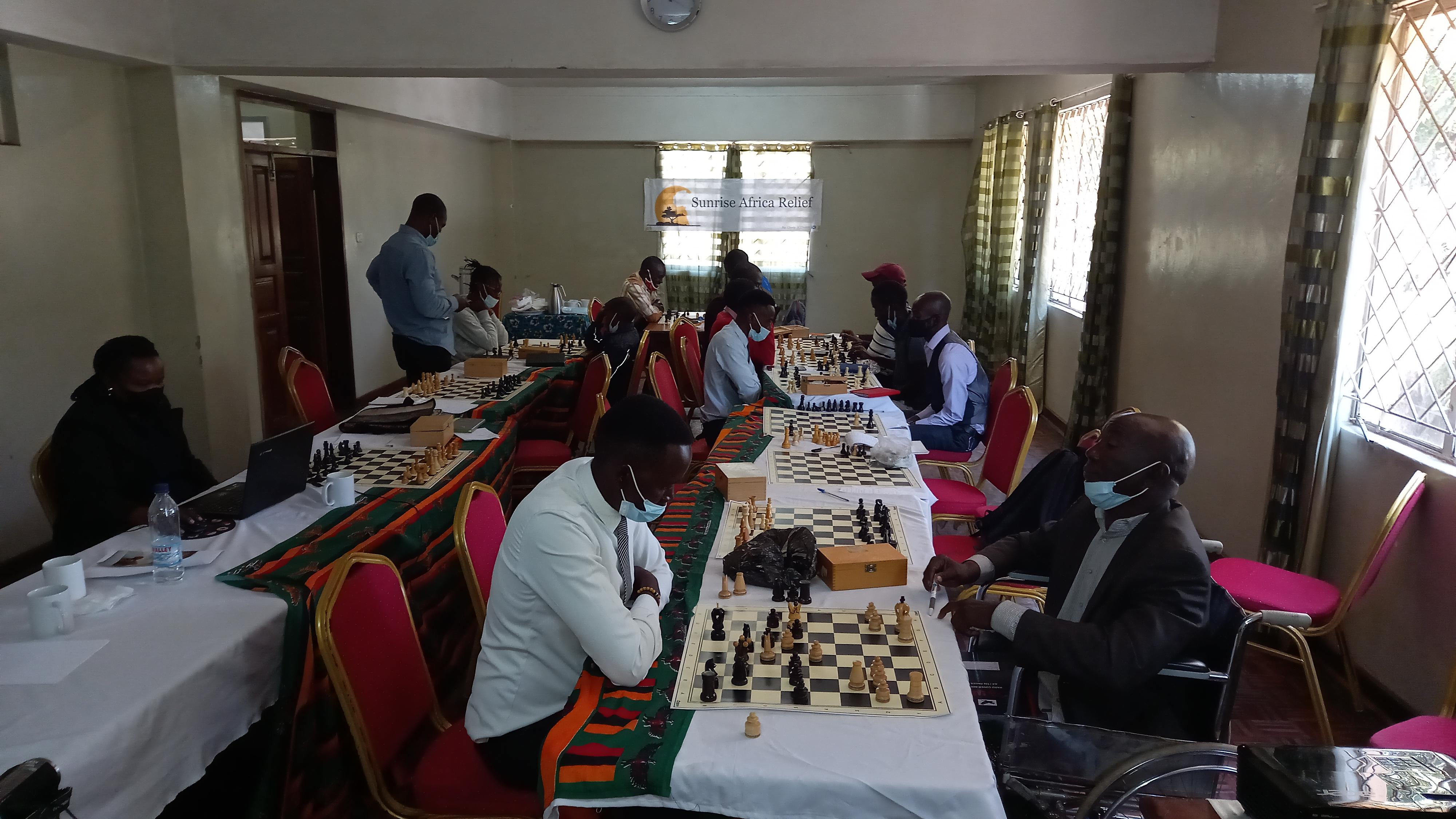 Chess 2 Uwe