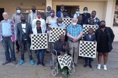 Chess training seminar for teachers