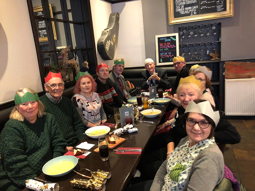 The 2019 christmas lunch