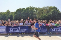 Sunrise Africa Relief runner reaches the finish line