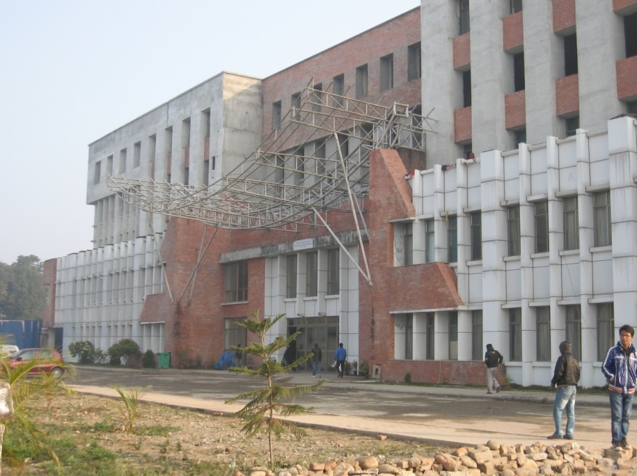 The Chitwan hospital